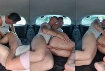 Naughty Welsh Couple In The Car Part I (Bareback)