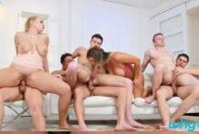Orgies Not Swinging! Scene 2