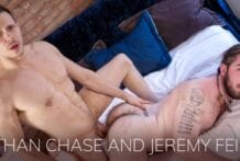 Place Your Bets! Ethan Chase and Jeremy Feist (Bareback)