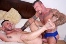 Ray Dalton & Alex Mason (Bareback)