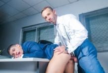 Suspension or Play?: Bastian Karim & Vadim Romanov (Bareback)