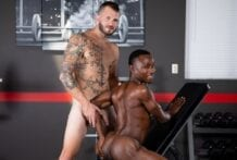 Sweat It Out: Johnny Hill & Miller Axton (Bareback)