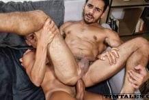 Diego Mattos fucks Rafael Ferreira (Bareback)